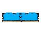 GOODRAM 8GB 3000MHz IRDM X Blue CL16 (IR-XB3000D464L16S/8G)