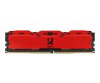 GOODRAM 8GB 3000MHz IRDM X Red CL16 (IR-XR3000D464L16S/8G)
