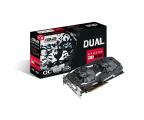 ASUS Radeon RX 580 Dual OC 8GB GDDR5 (DUAL-RX580-O8G)