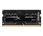 HyperX 8GB (1x8GB) 2400MHz CL14 Impact Black  (HX424S14IB2/8)