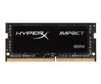Pamięć RAM SODIMM DDR4 HyperX 16GB (1x16GB) 2666MHz CL15 Impact Black