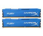 HyperX 16GB (2x8GB) 1600MHz CL10 Fury Blue  (HX316C10FK2/16)