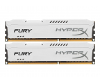 HyperX 8GB 1600MHz Fury White CL10 (2x4GB) (HX316C10FWK2/8)