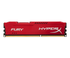 HyperX 4GB 1600MHz Fury Red CL10 (HX316C10FR/4)