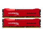 HyperX 8GB 1600MHz Savage CL9 (2x4GB) (HX316C9SRK2/8)