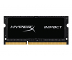 HyperX 8GB (1x8GB) 1600MHz  CL9 Impact Black (HX316LS9IB/8)