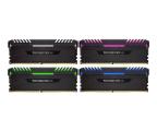 Corsair 32GB 3333MHz Vengeance RGB LED (4x8GB) (CMR32GX4M4C3333C16)