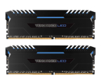 Corsair 16GB 3000MHz Vengeance Blue LED CL16 (2x8GB) (CMU16GX4M2C3000C16B)