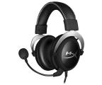 Słuchawki przewodowe HyperX Cloud Silver Headset (srebrne)