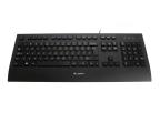 Klawiatura  przewodowa Logitech Corded Keyboard K280e