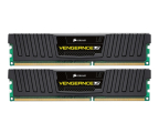Corsair 16GB 1600MHz Vengeance LP Black CL10 (2x8GB) (CML16GX3M2A1600C10)