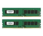 Crucial 8GB 2400MHz CL17 (2x4GB) (CT2K4G4DFS824A)