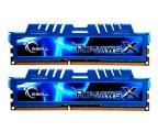 G.SKILL 8GB (2x4GB) 2133MHz CL9 RipjawsX  (F3-17000CL9D-8GBXM)