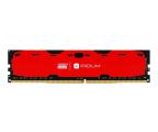 GOODRAM 16GB (2x8GB) 2400MHz CL15 IRIDIUM Red (IR-R2400D464L15S/16GDC)