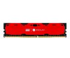 GOODRAM 8GB 2400MHz IRIDIUM Red CL15 (IR-R2400D464L15S/8G)