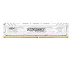 Crucial 16GB 2666MHz Ballistix Sport LT White CL16  (BLS16G4D26BFSC)