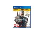 Gra na PlayStation 4 CD Projekt RED Wiedźmin 3 Edycja Gry Roku GOTY
