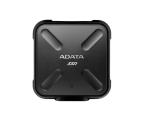 ADATA 256GB USB 3.1 External SD700 Durable Black (ASD700-256GU3-CBK)