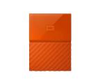 WD My Passport 2TB pomarańczowy USB 3.0 (WDBS4B0020BOR-WESN)