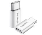 Huawei AP52 Adapter Micro USB do USB-C 5V 2A Biały (4071259 / 6901443115907)