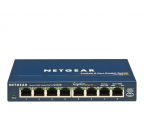 Switch Netgear 8p GS108GE (8x10/100/1000Mbit)