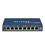 Switch Netgear 8p GS108GE (8x10/100/1000Mbit)