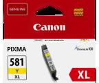 Canon CLI-581Y XL Yellow 519 str. (2051C001)