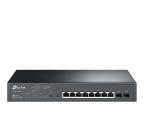 TP-Link 10p T1500G-10MPS (8x1Gbit 2xSFP) PoE+ (T1500G-10MPS (SMB))