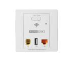 Totolink WA300 In-Wall (802.11b/g/n 300Mb/s) PoE (WA300)