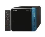 QNAP TS-453B-8G (4xHDD, 4x1.5-2.3GHz, 8GB, 5xUSB,2xLAN) (TS-453B-8G)
