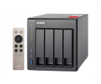 QNAP TS-451+-8G (4xHDD, 4x2-2.42GHz, 8GB, 4xUSB, 2xLAN) (TS-451+-8G)