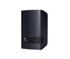 WD My Cloud EX2 Ultra 0TB (WDBVBZ0000NCH-EESN)