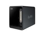 Dysk sieciowy NAS / macierz Zyxel NAS326 (2xHDD, 1.3GHz, 512MB, 3xUSB, 1xLAN)