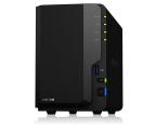 Dysk sieciowy NAS / macierz Synology DS218+ (2xHDD, 2x2-2.5GHz, 2GB, 3xUSB, 1xLAN)