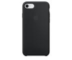 Apple Silicone Case do iPhone 7/8/SE czarny (MQGK2ZM/A)