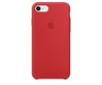 Apple Silicone Case do iPhone 7/8 (PRODUCT) RED (MQGP2ZM/A)