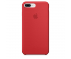 Apple Silicone Case do iPhone 7/8 Plus (PRODUCT) RED (MQH12ZM/A)