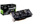 Inno3D GeForce GTX 1060 Twin X2 3GB GDDR5 (N106F-2SDN-L5GS)