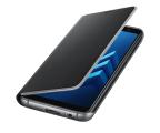 Samsung Neon Flip Cover do Galaxy A8 Black (EF-FA530PBEGWW)