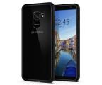 Spigen Ultra Hybrid do Galaxy A8 Matte Black (8809565304491 / 590CS22751)