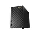 Asustor AS1002TV2 (2xHDD, 2x1,6GHz, 512MB, 2xUSB, 1xLAN)  (AS1002TV2)