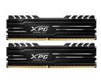 Pamięć RAM DDR4 ADATA 16GB (2x8GB)  3000MHz CL16 XPG Gammix D10 Black