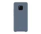 Huawei Silikonowe Plecki do Huawei Mate 20 Pro Blue  (51992684)