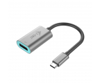 i-tec Adapter USB-C - DisplayPort 4k 60Hz (C31METALDP60HZ)