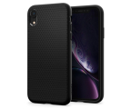 Spigen Liquid Air do iPhone XR Matte Black (064CS24872 / 8809613763935)