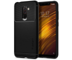 Spigen Rugged Armor do Xiaomi Pocophone F1 Black (S23CS25224)