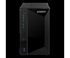 Asustor AS4002T (2xHDD, 2x1.6GHz, 2GB, 2xUSB, 3xLAN)  (AS4002T)