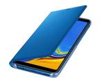 Samsung Wallet Cover do Samsung Galaxy A7 niebieskie (EF-WA750PLEGWW)