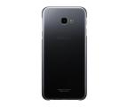 Samsung Gradation cover do Galaxy J4+ czarne  (EF-AJ415CBEGWW )