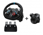 Logitech G29 PS4/PC + Driving Force Shifter (941-000112 + 941-000130)